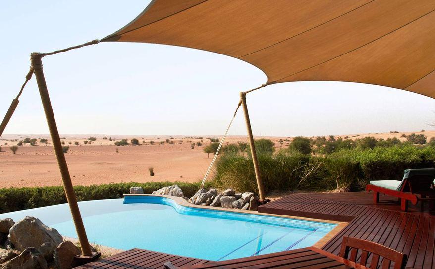 Bedouin Personal Pool