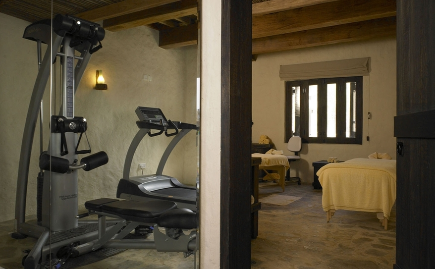 The Retreat Private Gym