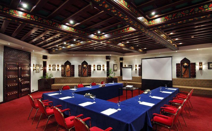 Le Caprice banquet room