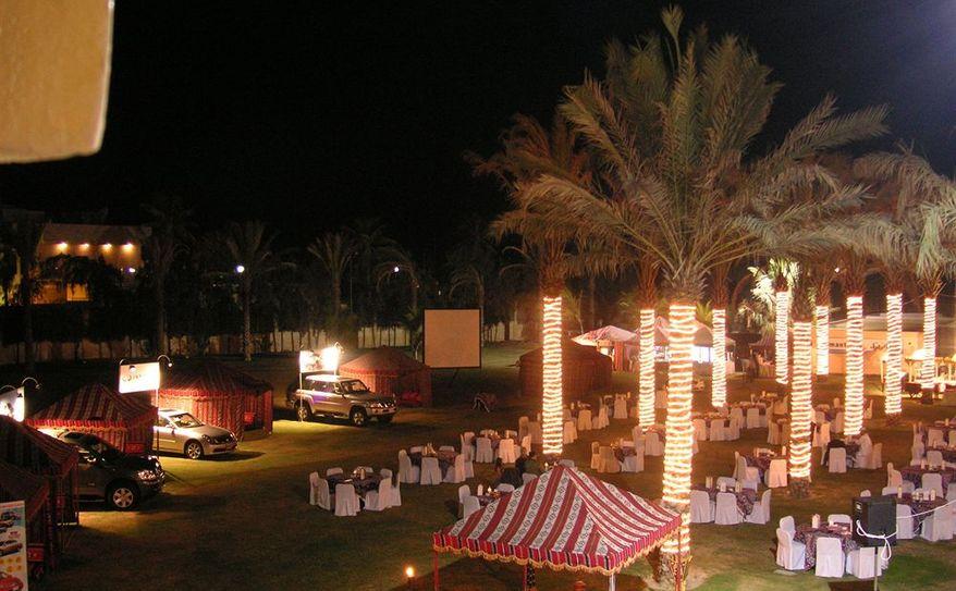 'The Venue' Event Area