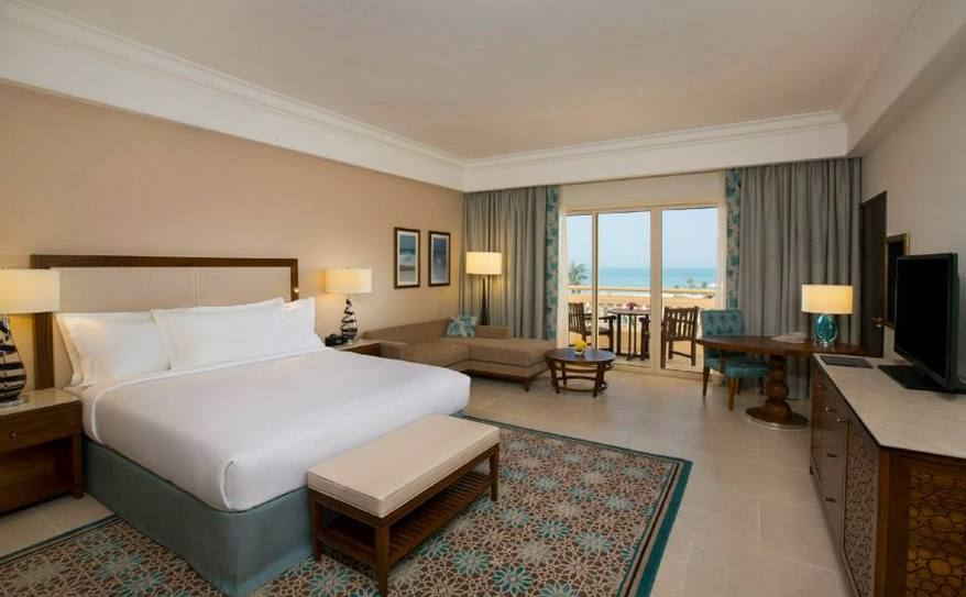 King Superior Room with Sea View