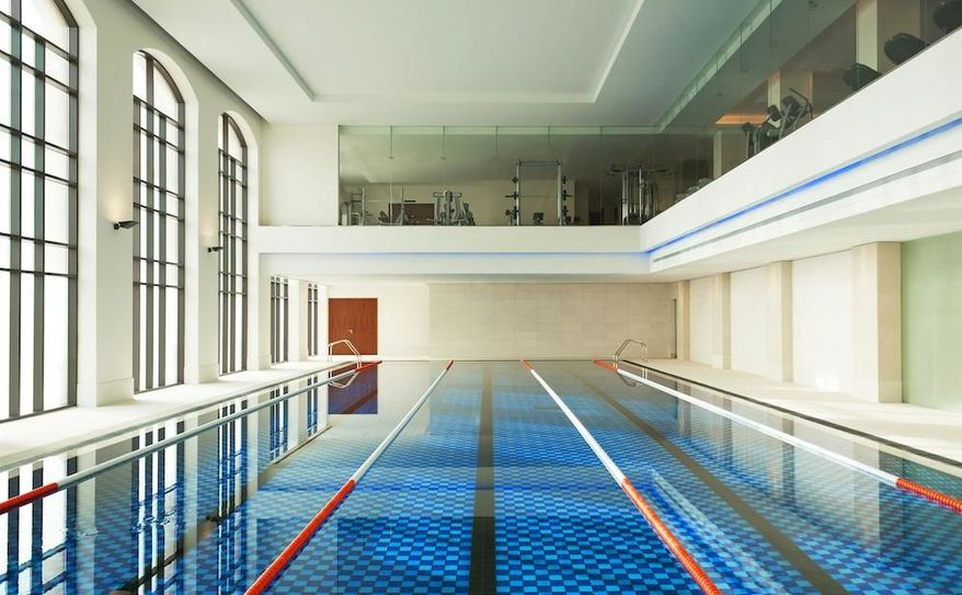 Athletic Club - Lap Pool