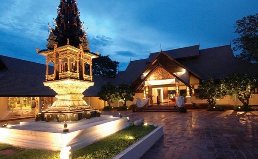 Legend Resort Hotel Front View