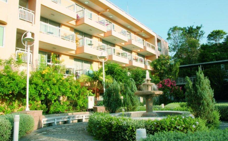 Kantary Bay Hotel Exterior