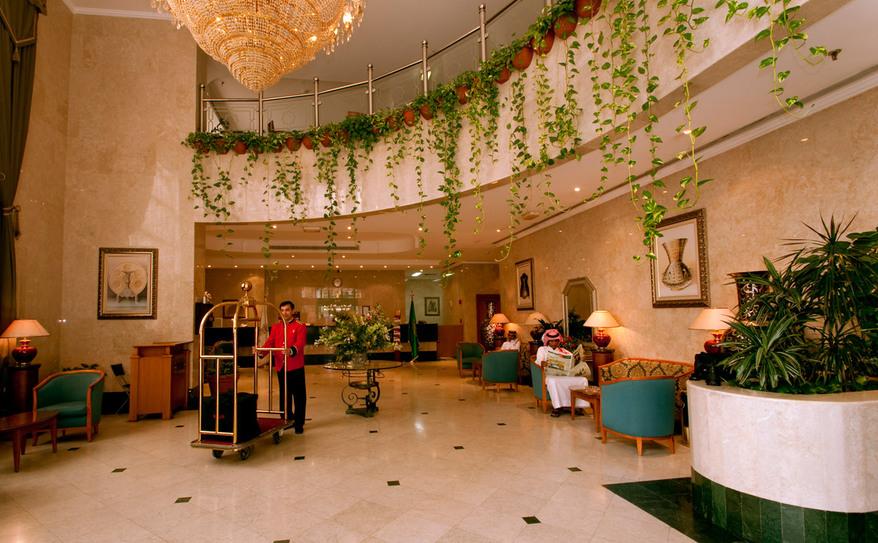 Elaf Taiba Hotel8