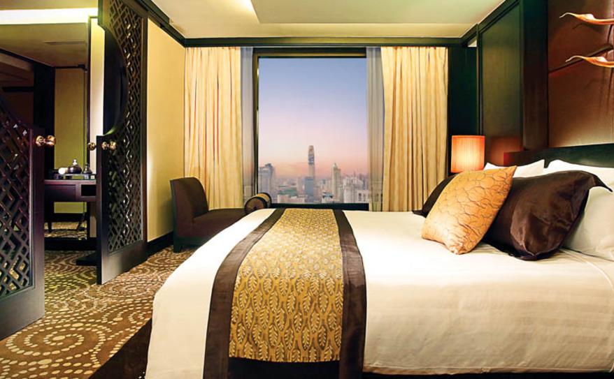 Presidential Suite King Bed