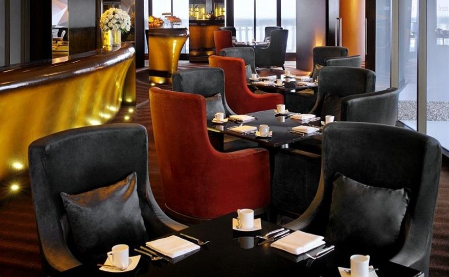 Tower Club Lounge