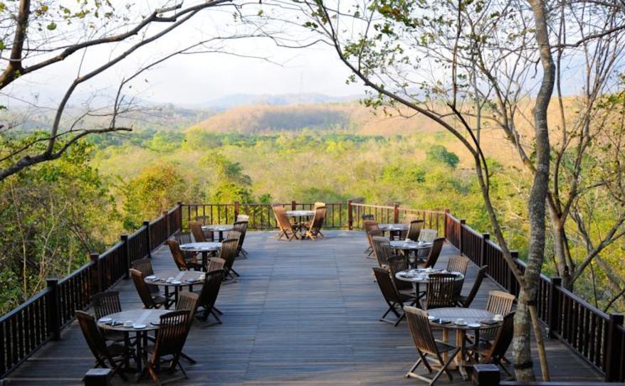 Bali Tower Restaurant