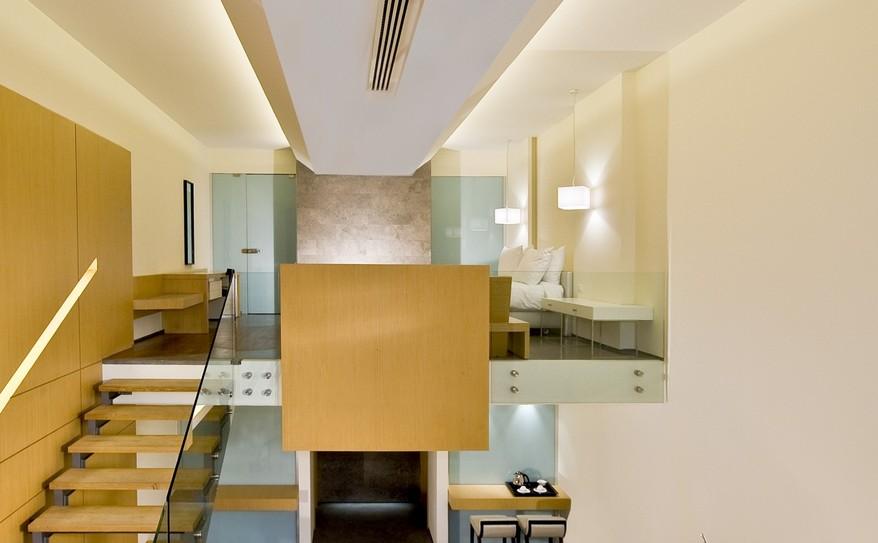 Deluxe Spa Suite Interior Anantara Spa