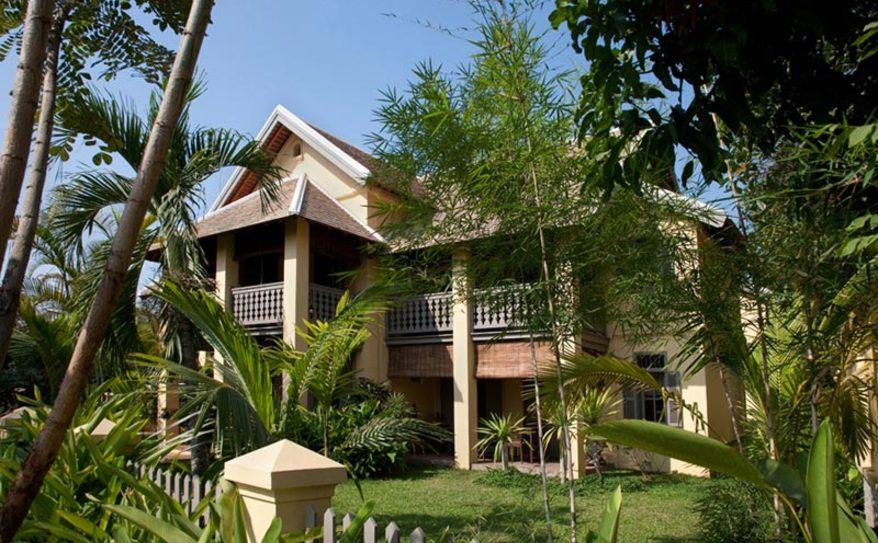 Satri House Exterior