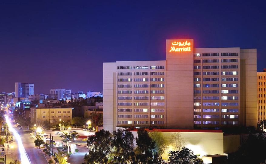 The Amman Marriott Hotel