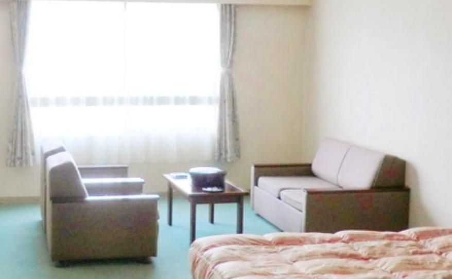 Standard twin Western-style room