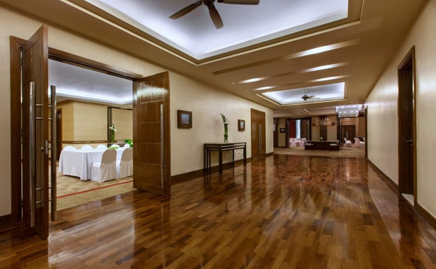 Convention Hall Foyer