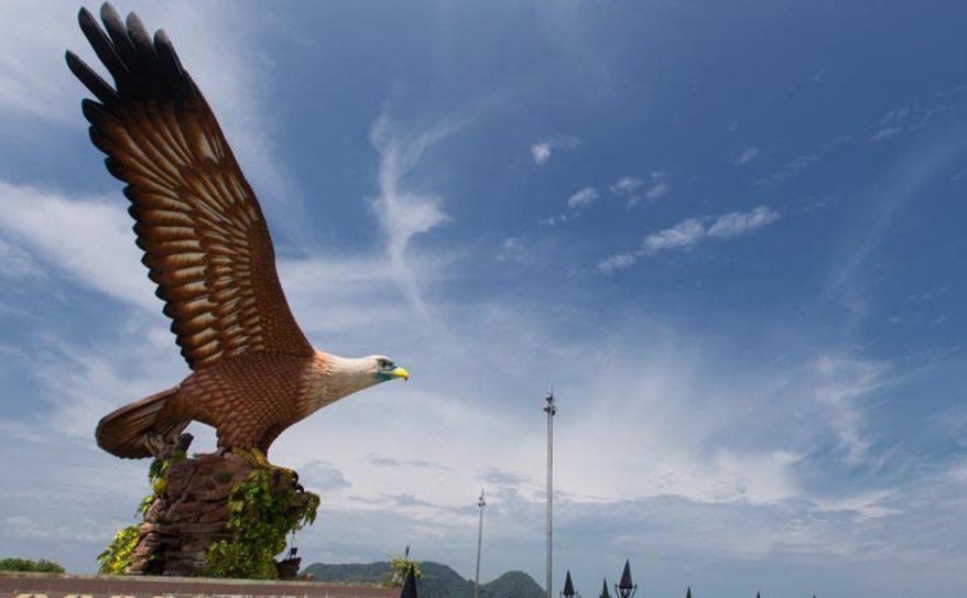 Eagle Square Monument