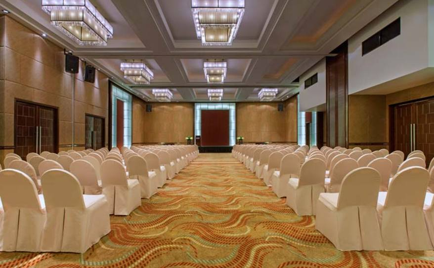 Grand Ballroom - Theatre Setting