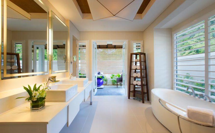 One-Bedroom Villa - Bathroom