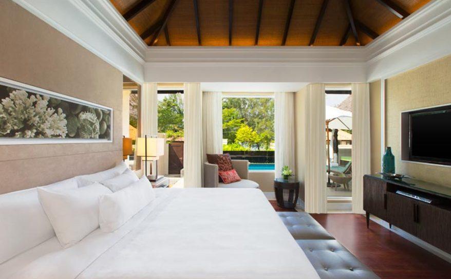 One-Bedroom Villa - Bedroom