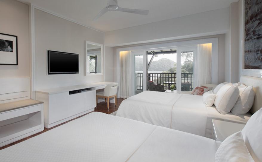 Premium Partial Ocean view Room