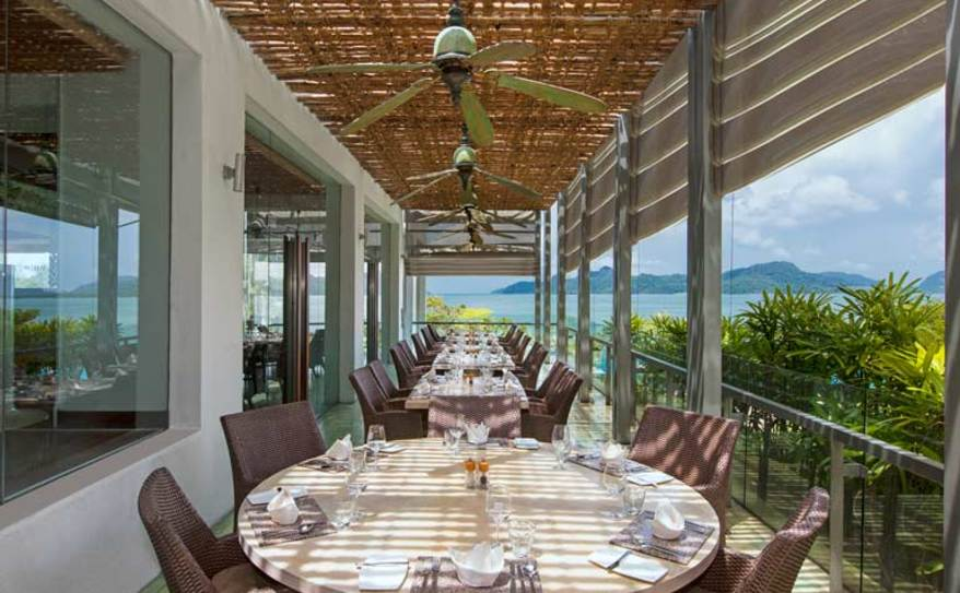 Seasonal Tastes - Al Fresco Dining Area