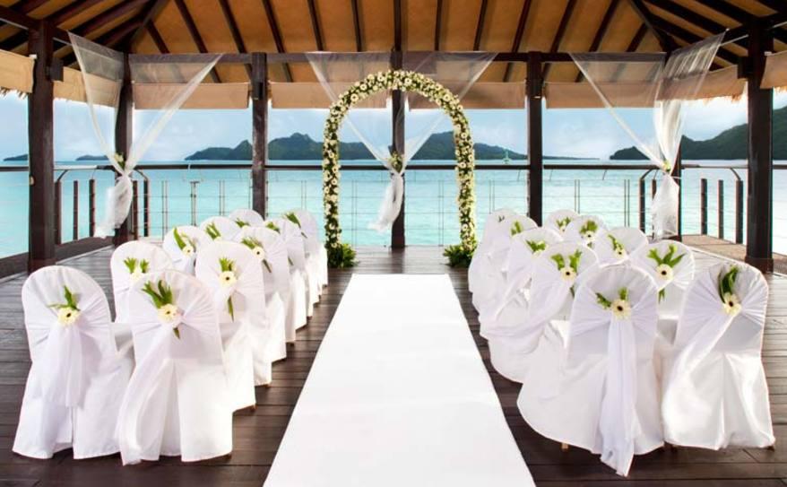The Float - Wedding Ceremony