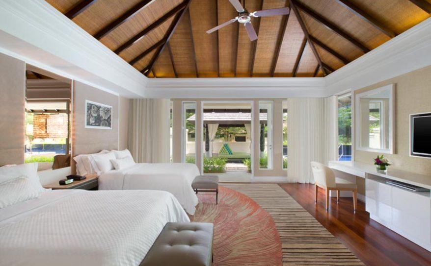 Two Bedroom Villa - Bedroom