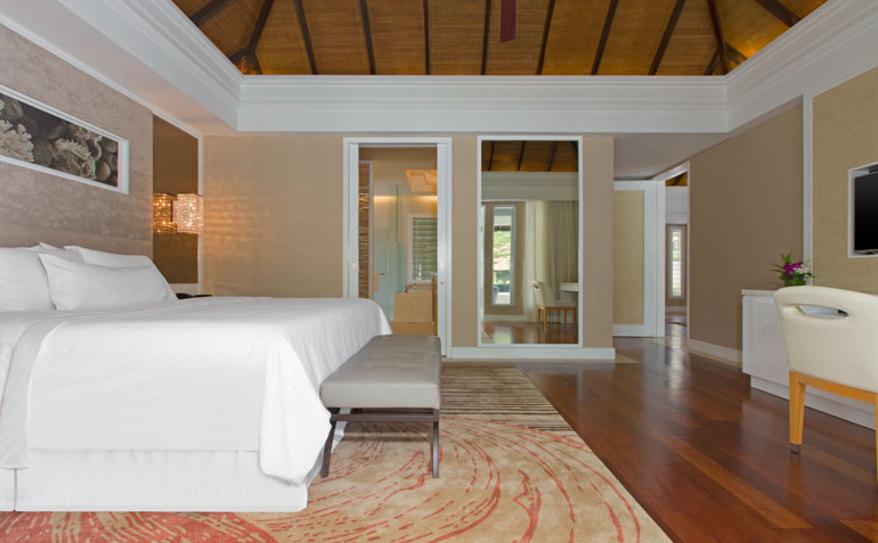 Two Bedroom Villa - Master Bedroom