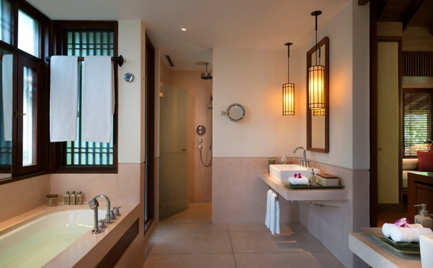 The Datai Langkawi Pool Villa Bathroom