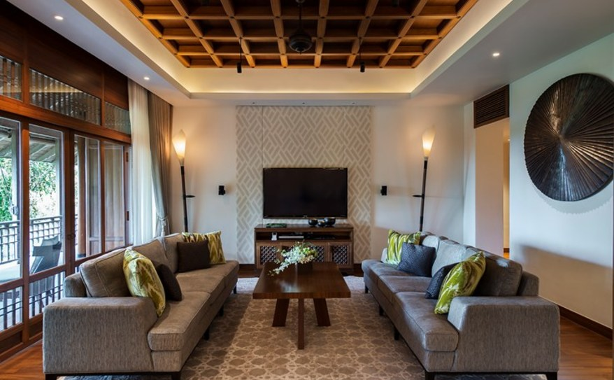 The Datai Suite Lounge