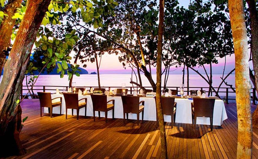 Private dinner at Tepian Laut