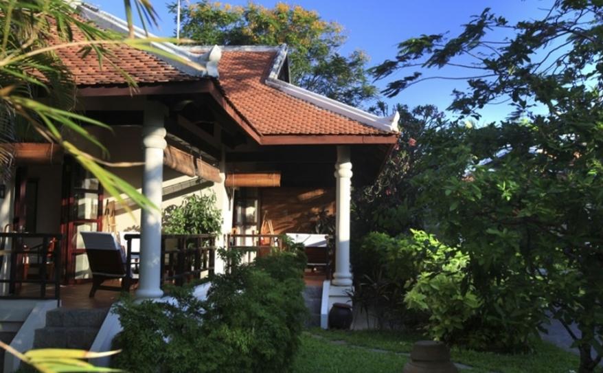 Garden View Room- Exterior