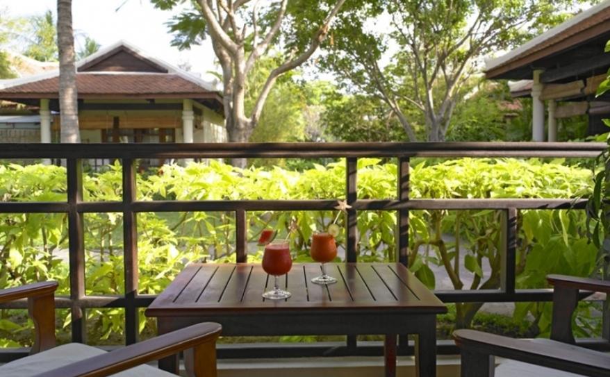 Garden View Room- Terrace