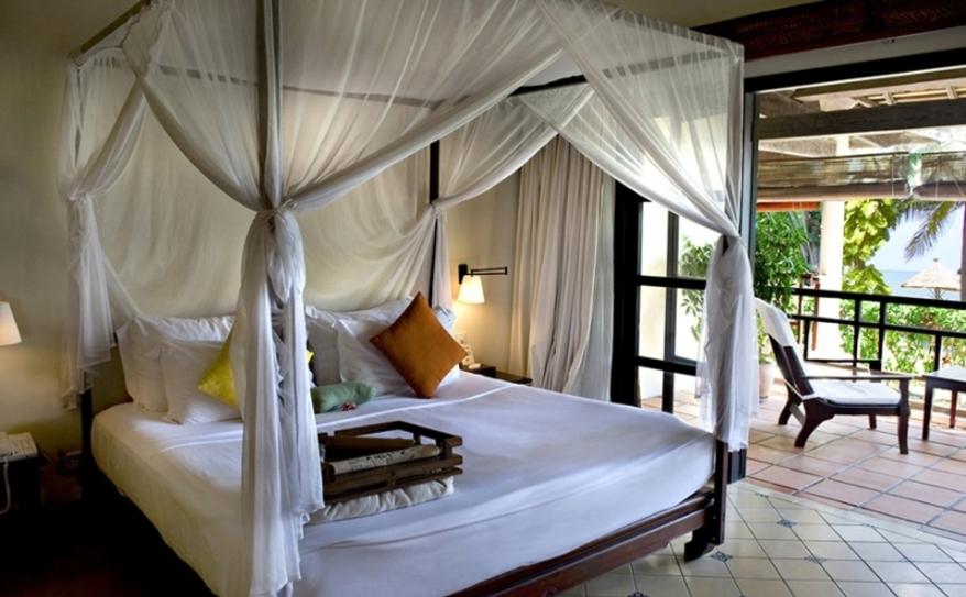 Deluxe Sea View Room- Bedroom