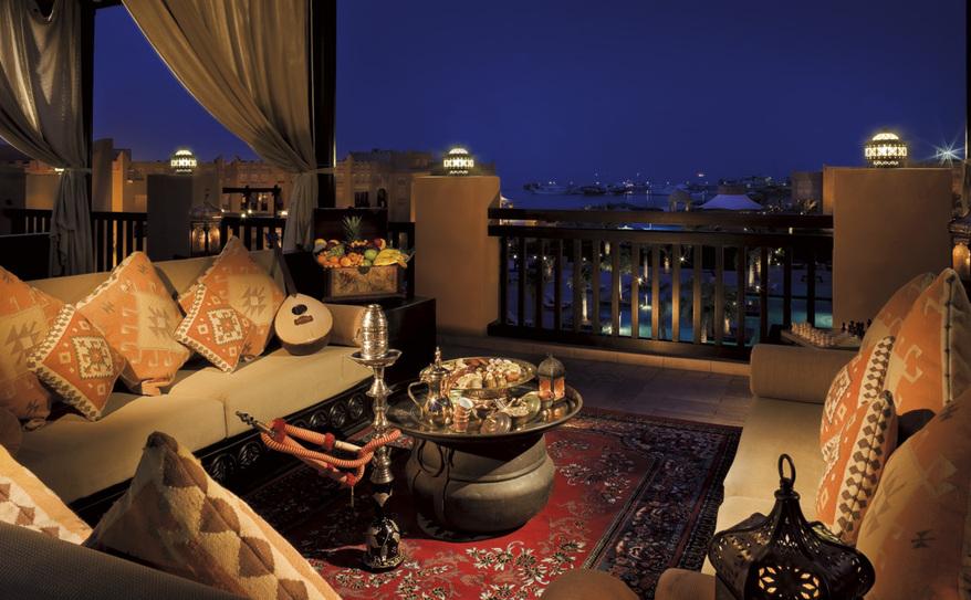 Al Wanis Shisha Terrace