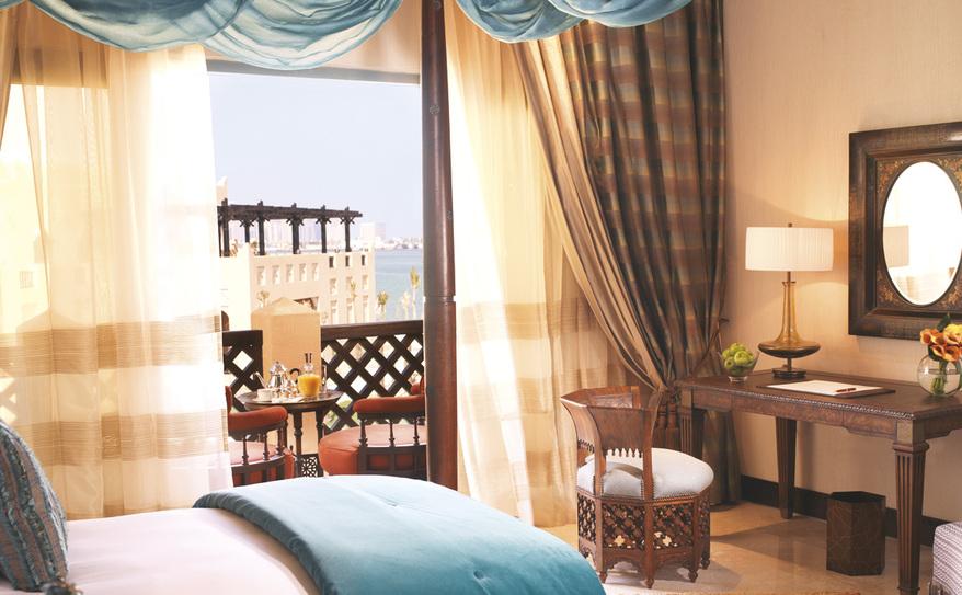 Sharq Village & Spa Deluxe Room