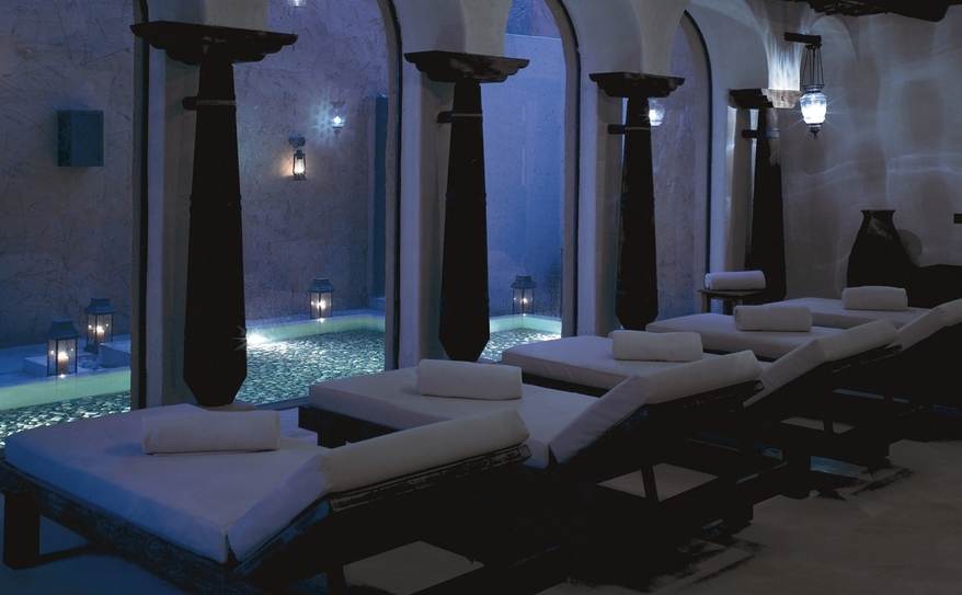 Spa-Relaxation Area