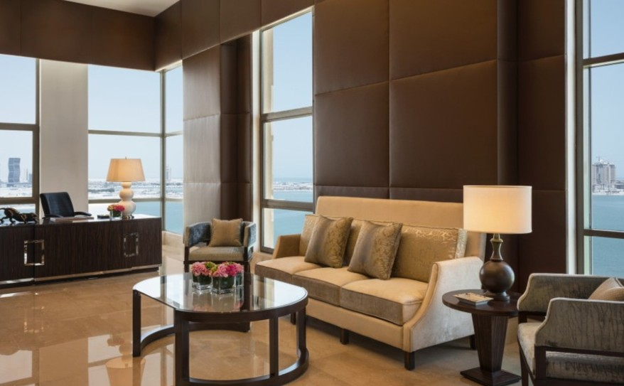 The Presidential Suite-The Study