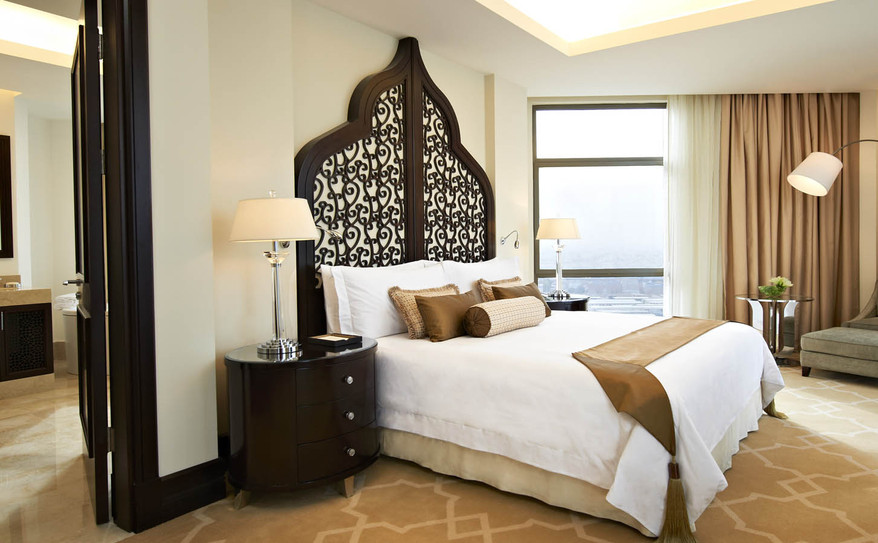 The Caroline Astor Suite-Bedroom