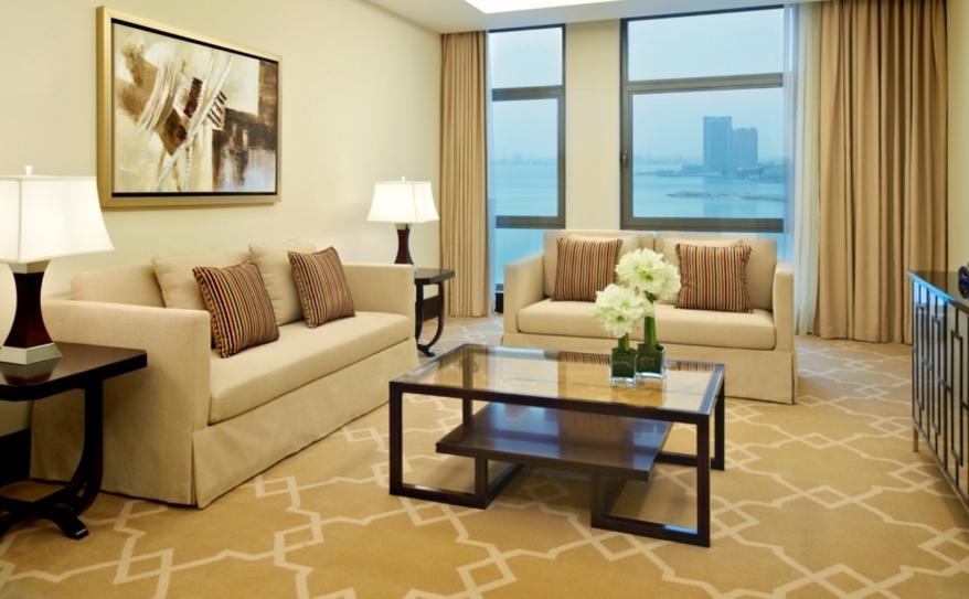 The John Jacob Astor Suite Living Room