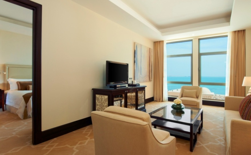 The St Regis Suite-Living Room