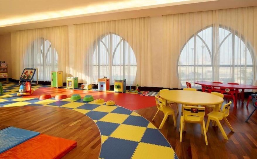 St Regis Doha Children recreation room