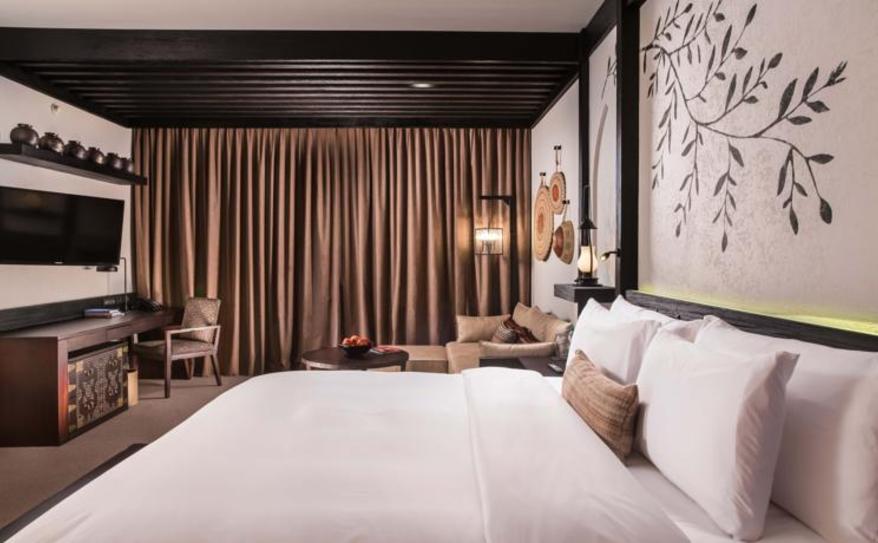 Horizon View Suite Bedroom