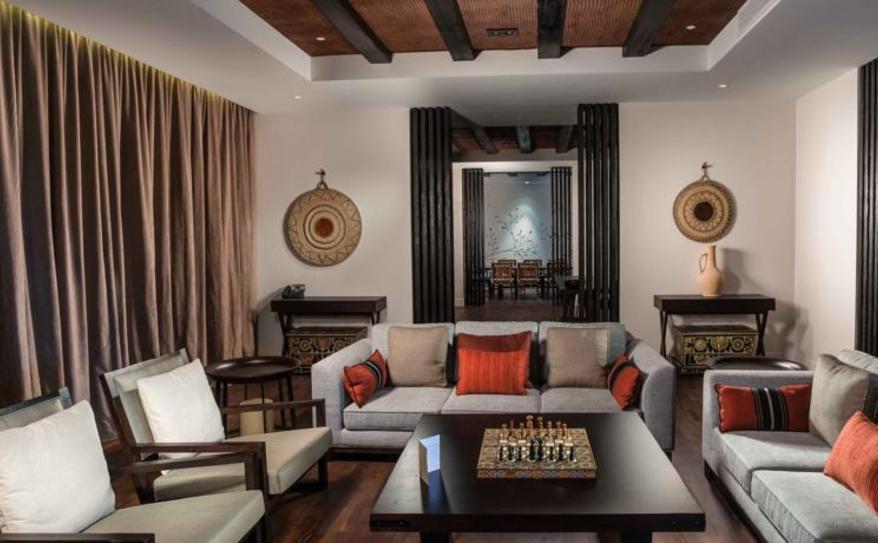 Jabal Villa Living Room