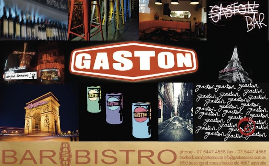 Gaston Bar Bistro