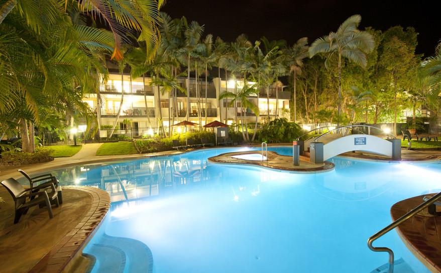 Resort Swimming Pool – Mantra French Quarter