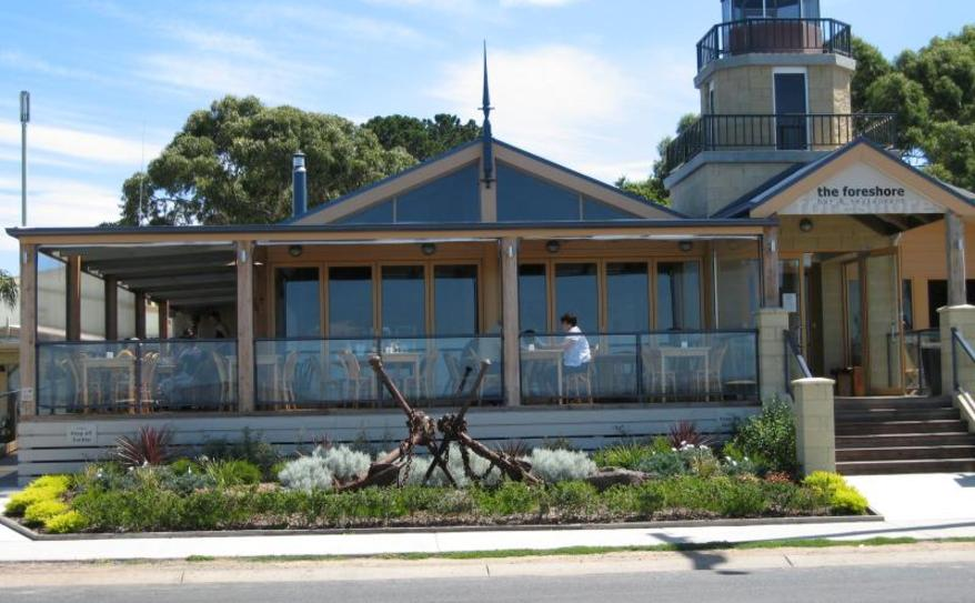 The Foreshore Bar & Restaurant (in Rhyll)