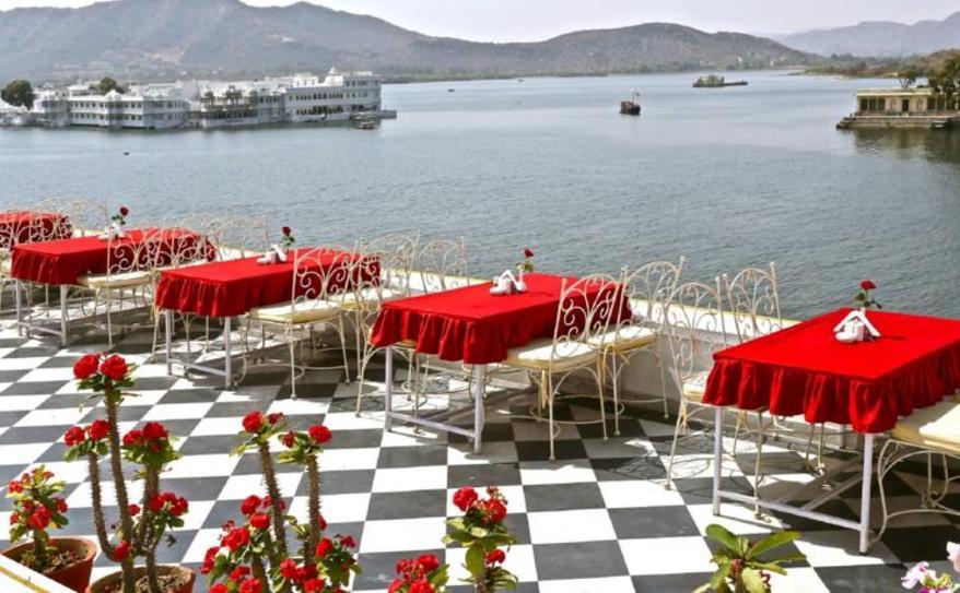 Jagat Niwas Palace Restaurant