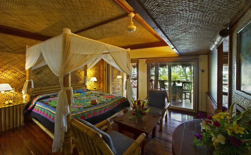 Treehouse Suite Bedroom