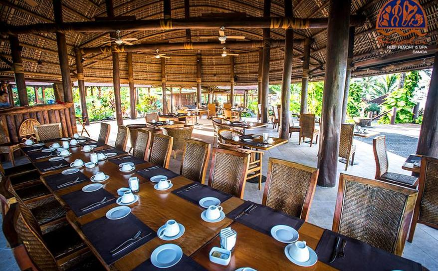 Laumosooi Villa Restaurant