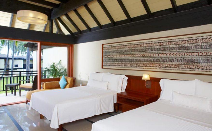 Ocean Front Twin Guest Room