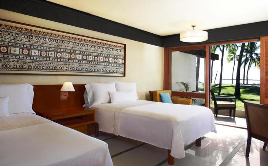 Ocean View Twin Guest Room